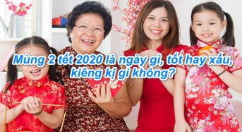 Mùng 2 tết 2020 là ngày gì, tốt hay xấu, kiêng kị gì không?